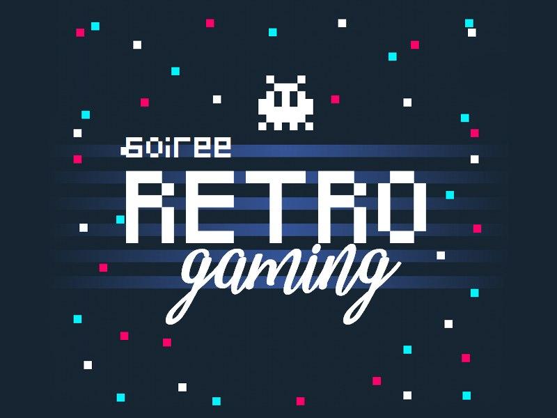 Soirée Retro Gaming
