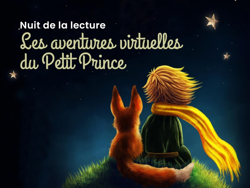 Les aventures virtuelles du Petit Prince