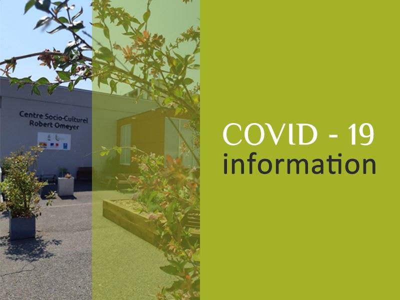 Information Coronavirus - COVID - 19