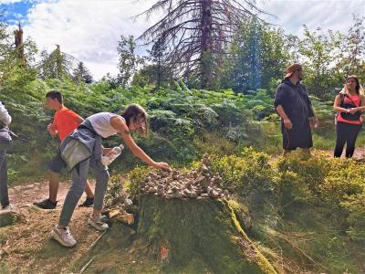 Grandeur Nature : le séjour apprenant des ados en pleine nature